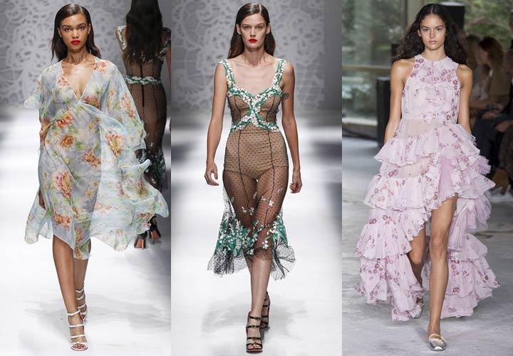 4aaea76e12b Модные тотал-луки Прозрачные платья 2018 года Натуральная кожа - мода ...
