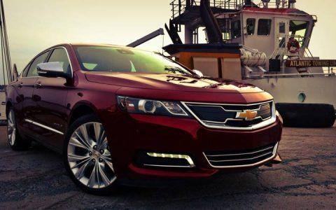 Новый стиль Chevrolet Impala 2019