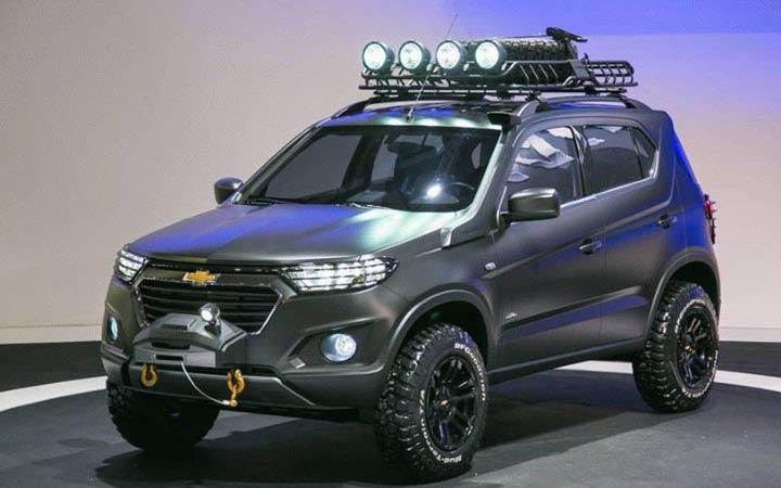 Chevrolet Niva 2018-2019