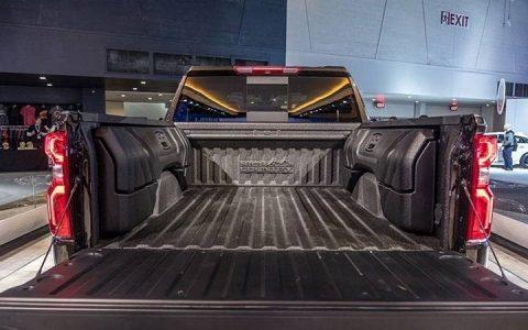 Кузов Chevrolet Silverado 2019