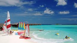 Новый 2019 год на Мальдивах