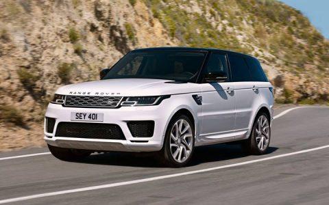 Five-door Range Rover Evoque