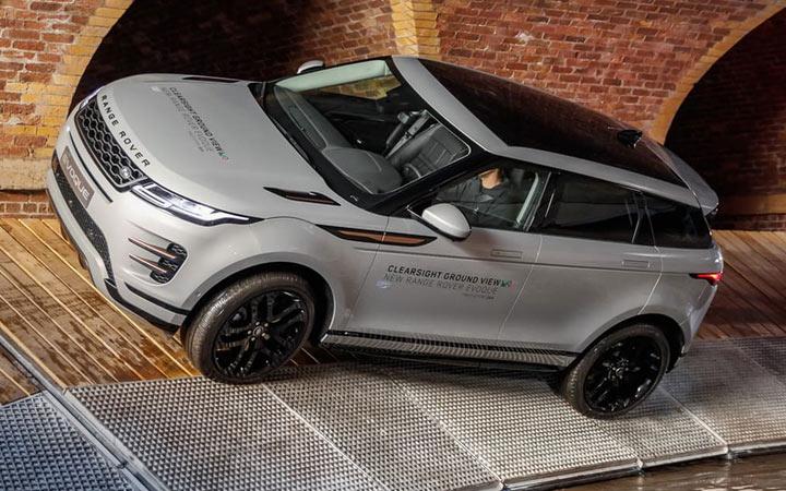 Технические характеристики Range Rover Evoque 2019 года