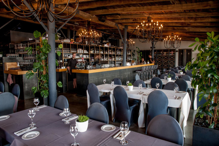Рестораны Риги