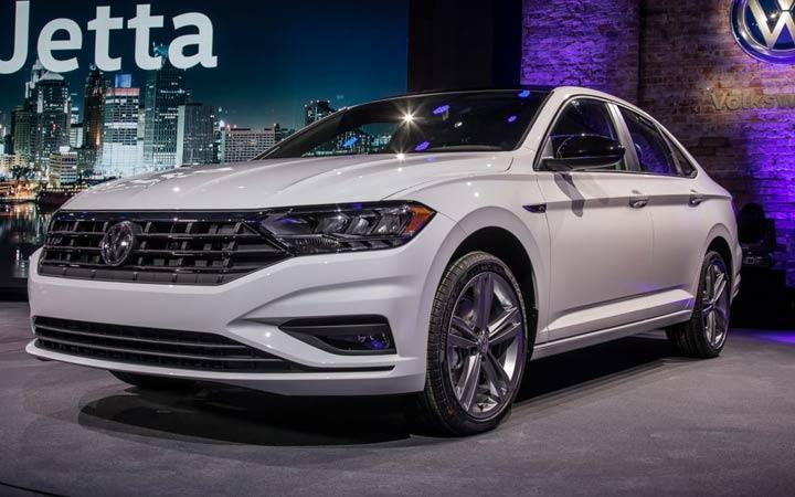 Новый стиль Volkswagen Jetta 2019