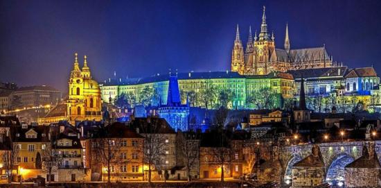Новый 2019 год в Праге
