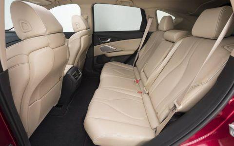 Салон Acura RDX 2019