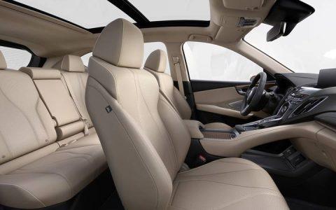 Комфорт новой Acura RDX 2019