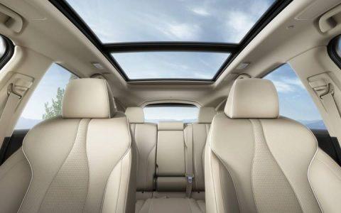 Панорамная крыша Acura RDX 2019