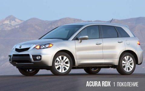 Acura RDX 2019 1 поколение