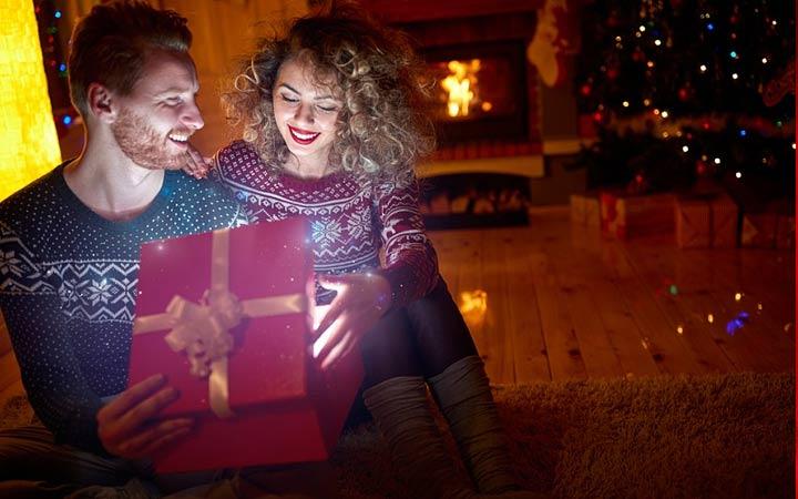 Новогодний подарок для жены на 2019 год