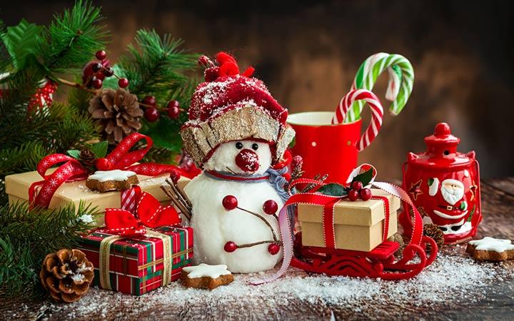 Новогодние сувениры на 2019 год