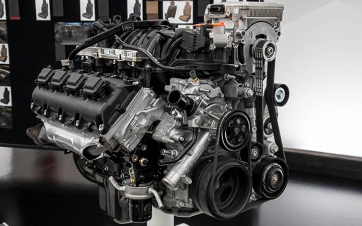 Двигатель Dodge Ram 2019