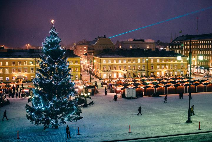 Новогодняя Финляндия