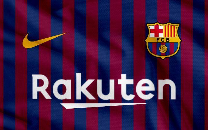 Спонсор команды Барселона 2018-2019