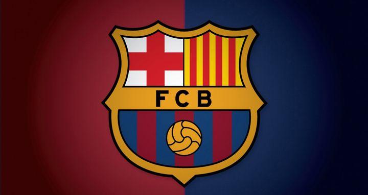 Герб ФК Барселона