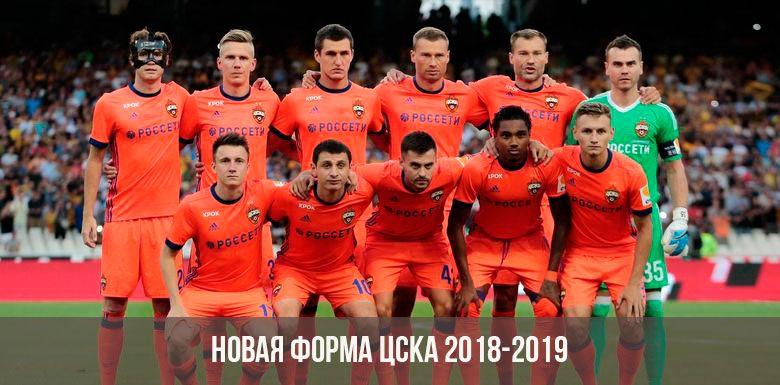 Состав ФК ЦСКА на сезон 2019-2020 | новые игроки, участники