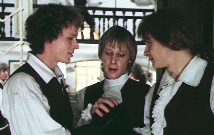 Кадр из фильма Гардемарины