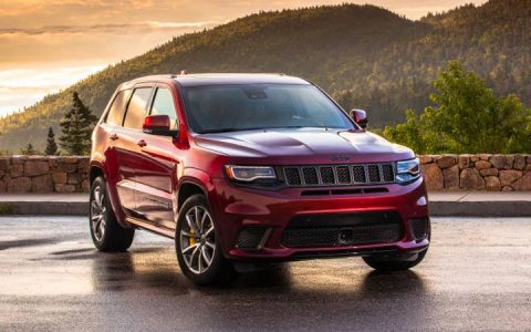 Новый Jeep Grand Cherokee 2018-2019