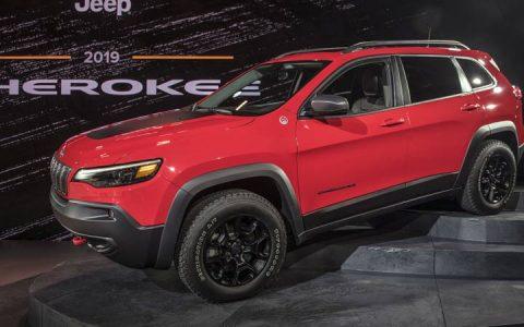 Jeep Grand Cherokee 2019 Trailhawk