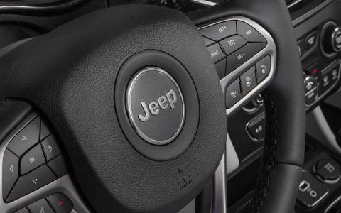 Руль Jeep Grand Cherokee 2019