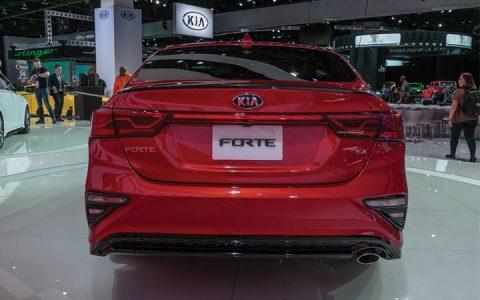 Презентация Kia Forte 2019