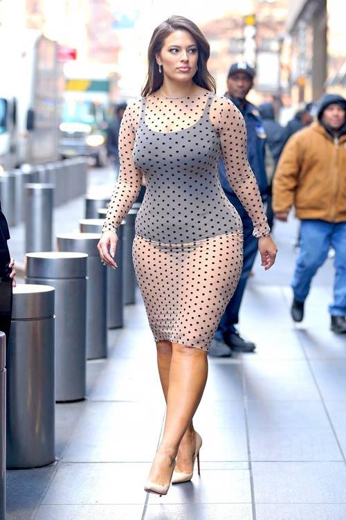 Фото полные женщины в прозрачных юбках — img 11