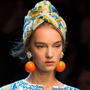 Модный платок 2018 года