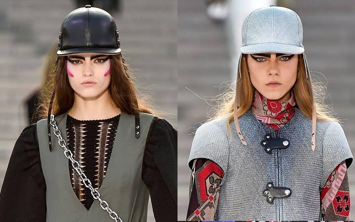 Дизайнерские кепки 2018 года