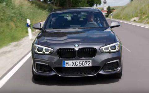 Экстерьер BMW 1-series 2019