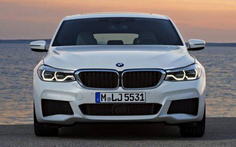 BMW 6-series 2019