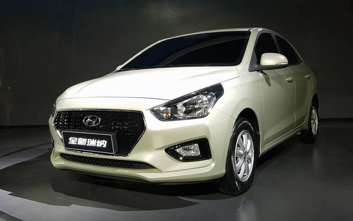 Hyundai Reina 2018-2019