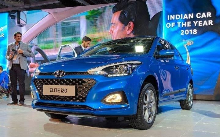 Hyundai i20 2019 года