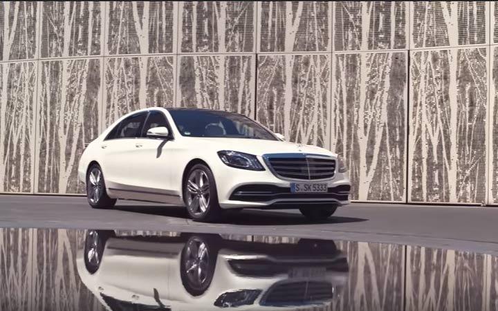 Mercedes S-Class 2019