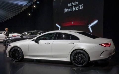 Премьера Mercedes CLS 2019