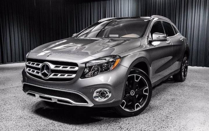 Mercedes GLA 2018-2019