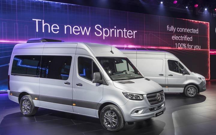 Mercedes Sprinter 2019