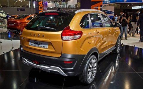 Экстерьер новой Lada XRAY 2018-2019