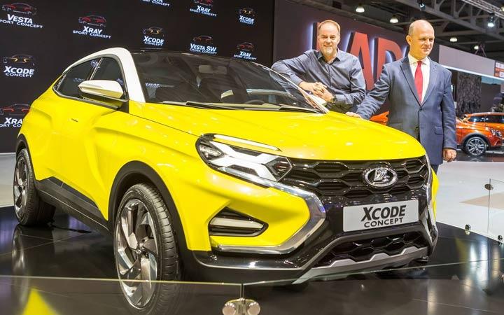 Lada X-Code 2018-2019