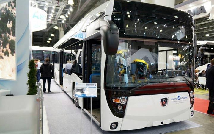 Автобус КАМАЗ 2018