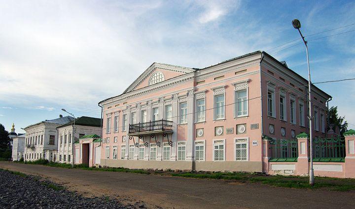 Великоустюгский музей-заповедник