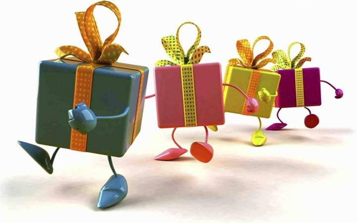 Лучшие новогодние подарки для клиентов