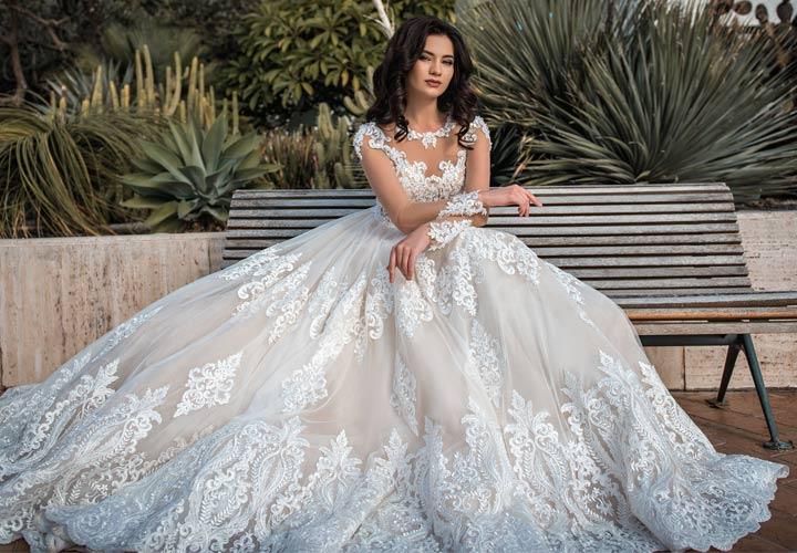 Лучшие свадебные платья 2018-2019 года