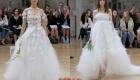 Пышное свадебное платье 2018-2019 года
