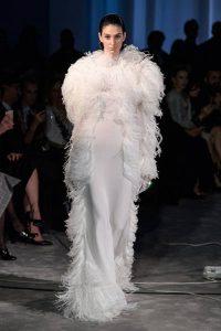 Подвенечное платье от Francesco Scognamiglio 2018 год