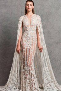 Свадебное платье сетка 2018 года