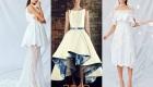 Необычное платье для невесты 2019 год