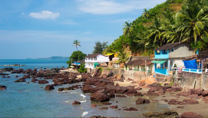 Arambol: Goa