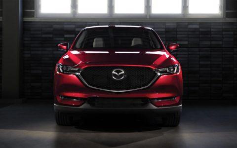 Экстерьер Mazda CX-5 2018-2019 года
