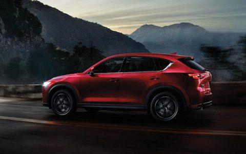 Новый кузов Mazda CX-5